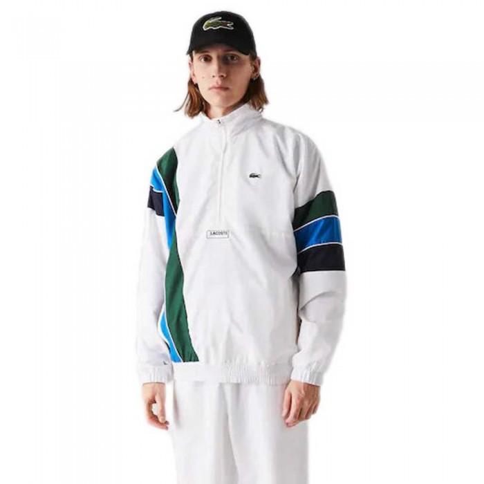 [해외]라코스테 Sport Lightweight 12137684989 White / Navy Blue / Blue / Green