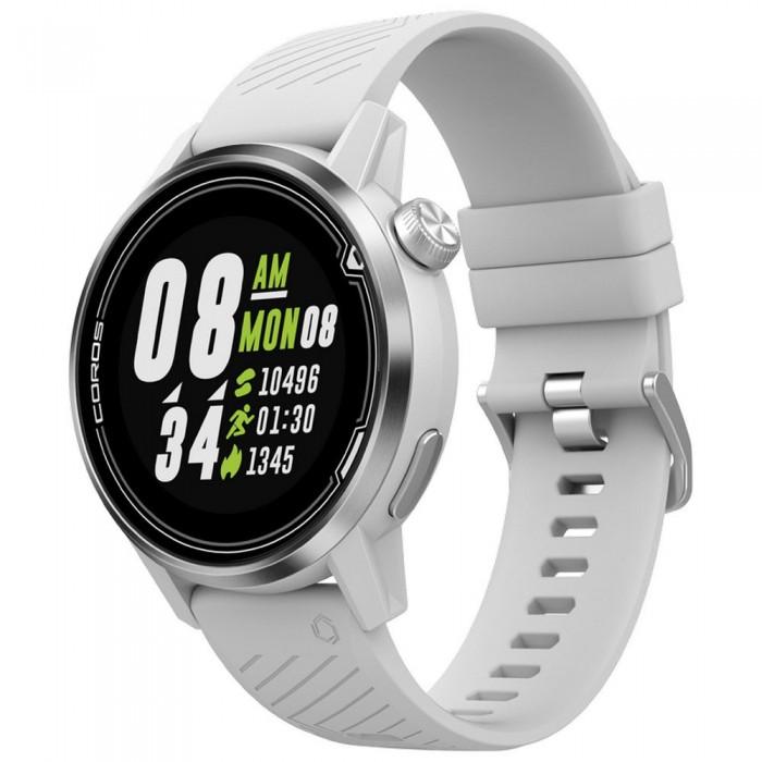 [해외]COROS Apex 46mm Premium Multisport GPS 14137594041 White