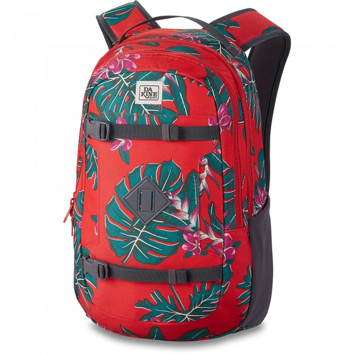 [해외]다카인 Urban Mission 18L 14137441338 Red Jungle Palm