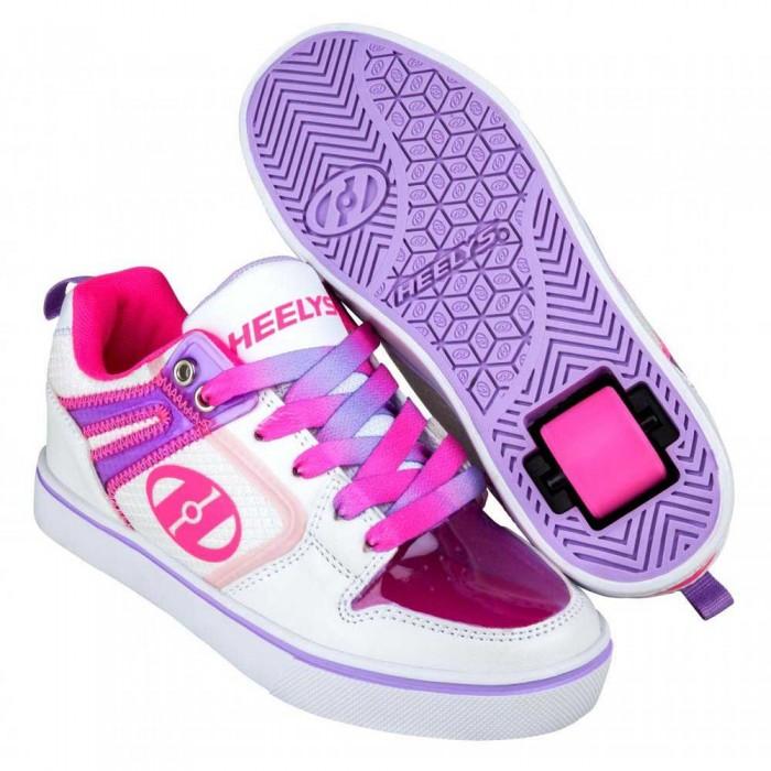 [해외]HEELYS Motion 2.0 Woman14137740533 White / Pink / Lavender