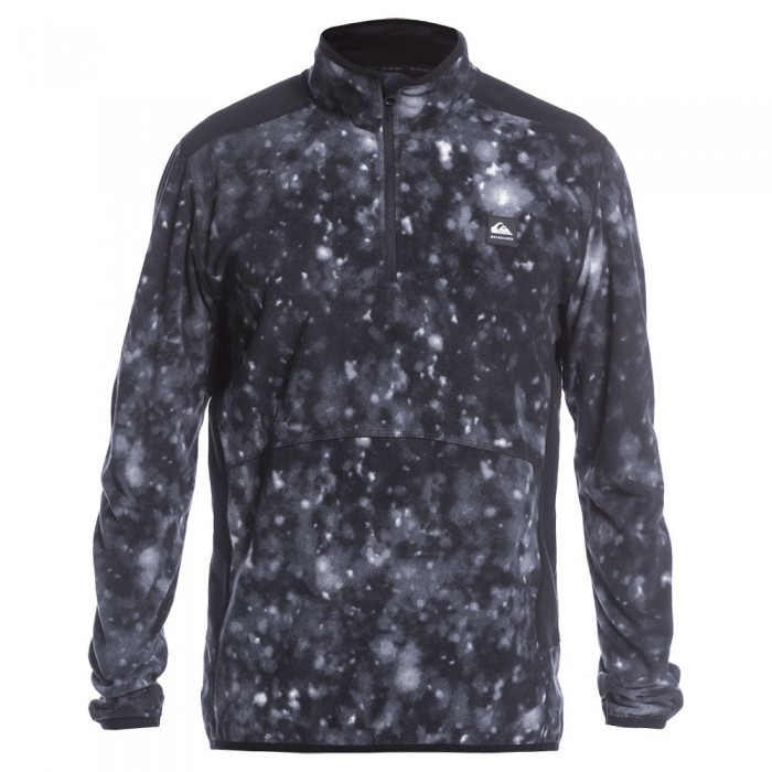 [해외]퀵실버 Aker Hz Fleece 14137590962 True Black Woolflakes