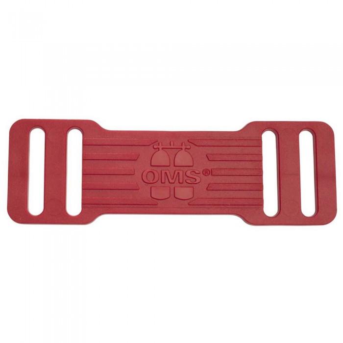 [해외]OMS Friction Pad 10137739640 Red