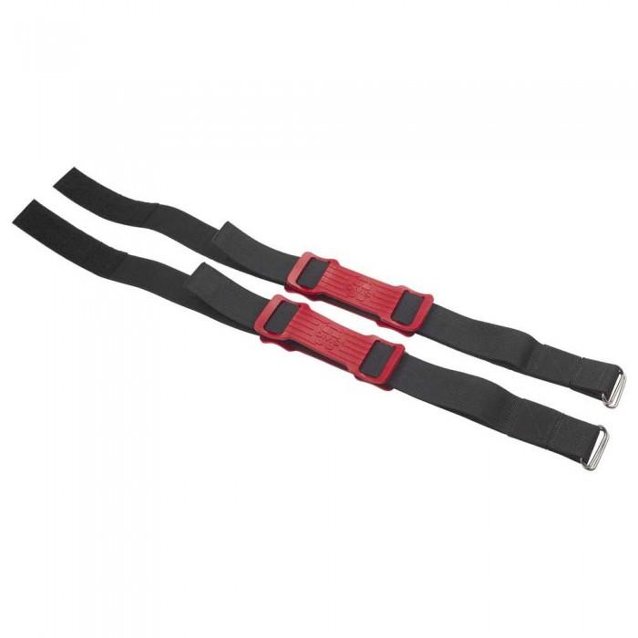 [해외]OMS Mounting Straps Set Attaches To Cylinder 10137739641 Black