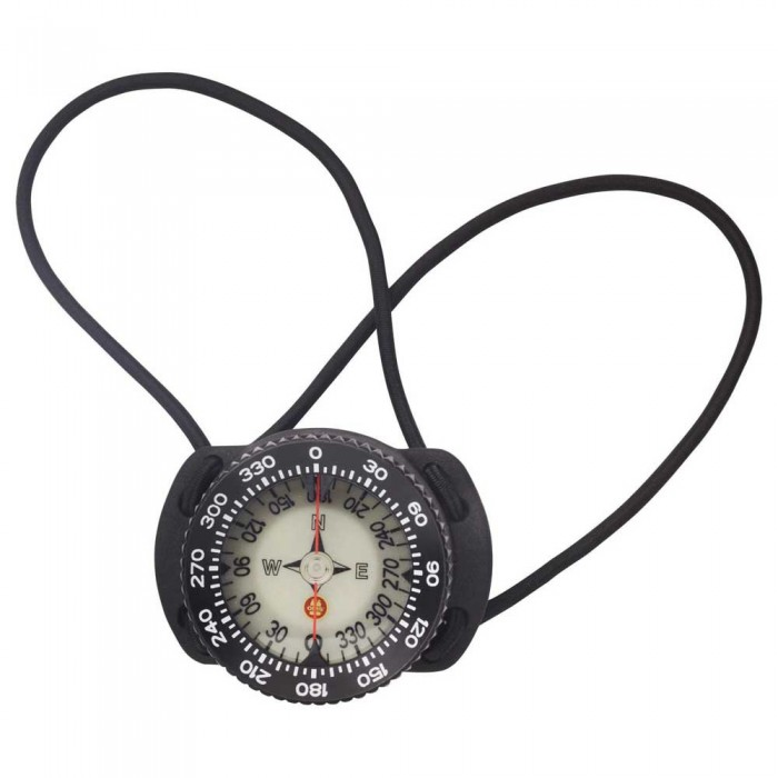 [해외]OMS Compass With Gauge Mount For Wrist 10137739560 Black