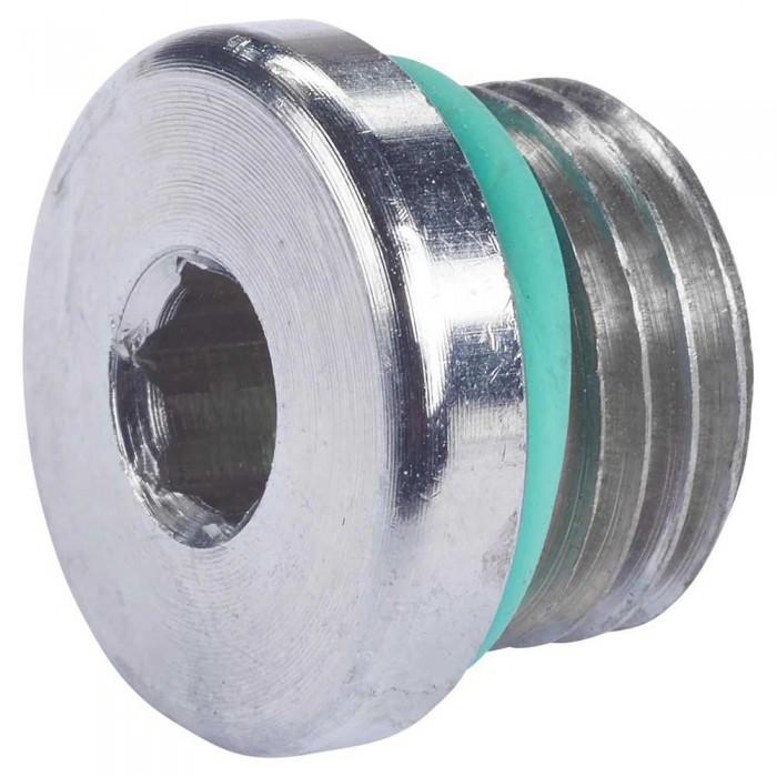 [해외]OMS Blind Plug UNF 1/2´´ With O-Ring 10137739437 Silver