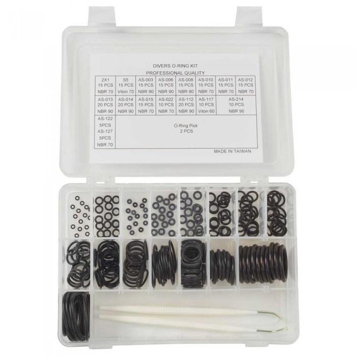 [해외]OMS O-Ring Kit 1000 10137739638 Black