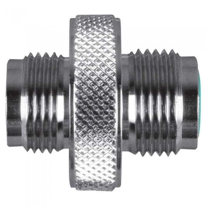 [해외]OMS Adapter W21.8 Male To G5/8´´ Male 300 Bar 10137739439 Silver