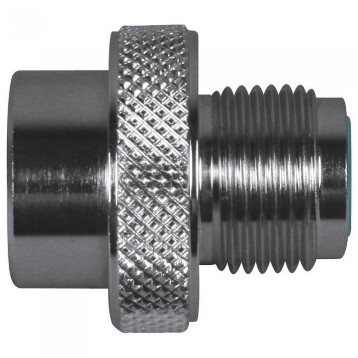[해외]OMS Adapter G 5/8 Female 230 Bar To G5/8´´ Male 300 Bar 10137739440 Silver