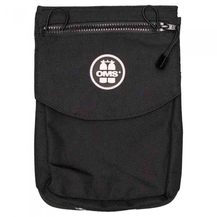 [해외]OMS Cargo Pocket For Harness 10137739419 Black