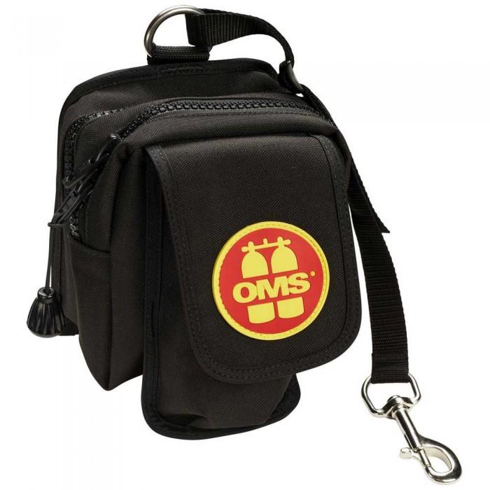 [해외]OMS Integrated Weight Pocket 10137739371 Black