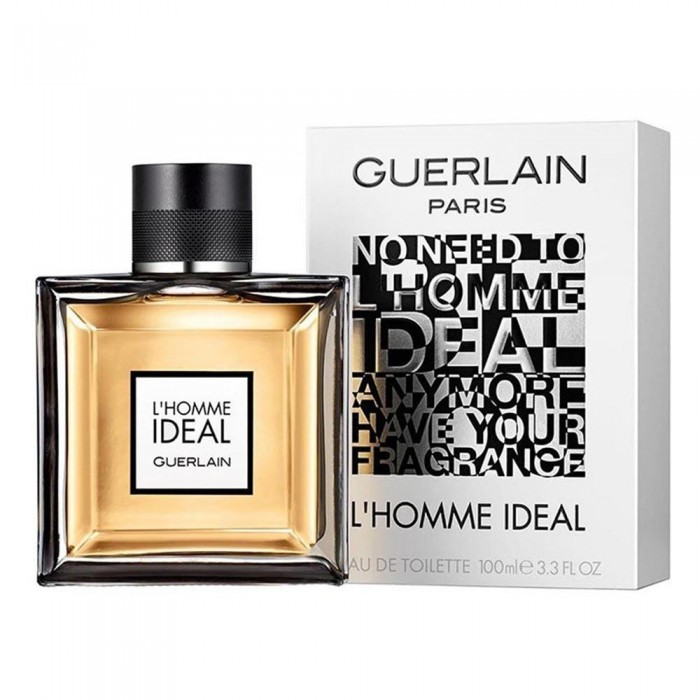 [해외]GUERLAIN L´Homme Ideal Eau De Toilette 150ml Vapo 136658287
