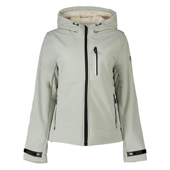 [해외]슈퍼드라이 Arctic Soft Shell 137559643 Grey Marl