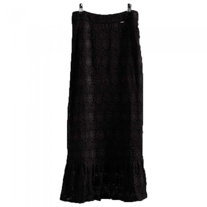 [해외]슈퍼드라이 Morgan Lace Maxi 137545307 Black