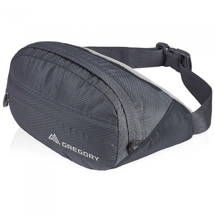 [해외]그레고리 Nano Waistpack Sm 6137693617 Eclipse Black
