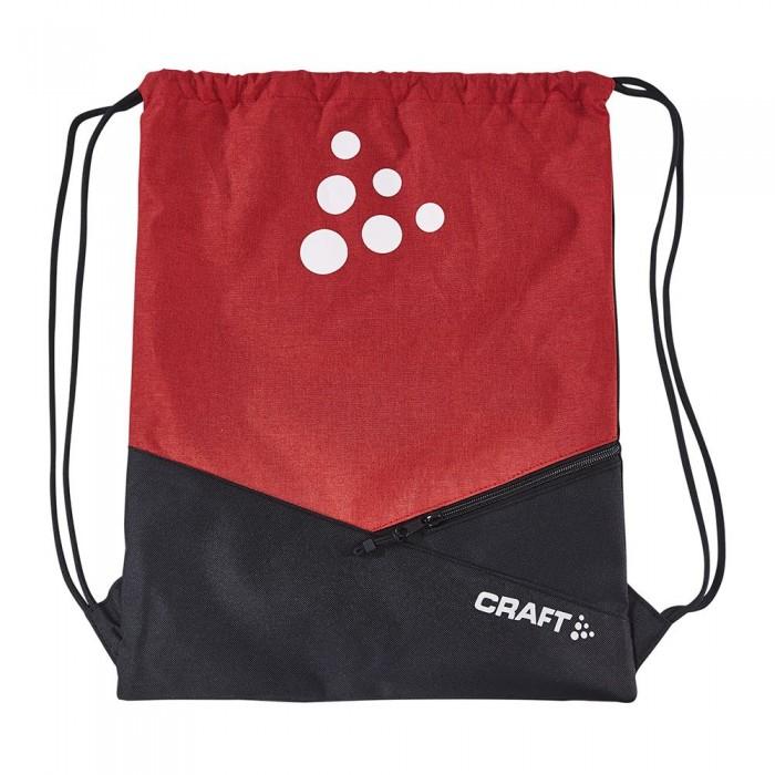 [해외]크래프트 Squad Gymbag 7137743789 Black / Bright Red