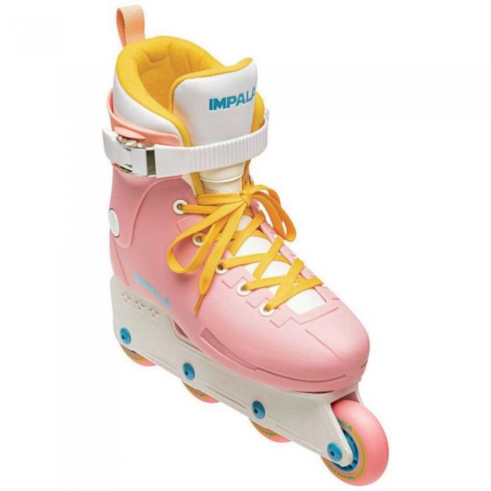 [해외]IMPALA ROLLERS Lightspeed 14137545852 Pink / Yellow