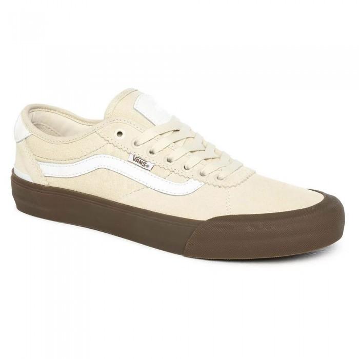[해외]반스 Chima Pro 2 Man14137604673 Dove / White