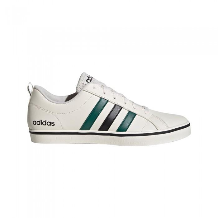[해외]아디다스 Vs Pace Man14137668559 Chalk White / Core Black / Collegiate Green