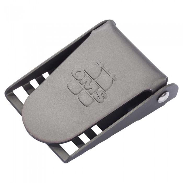 [해외]OMS Buckle 10137739790 Aluminum