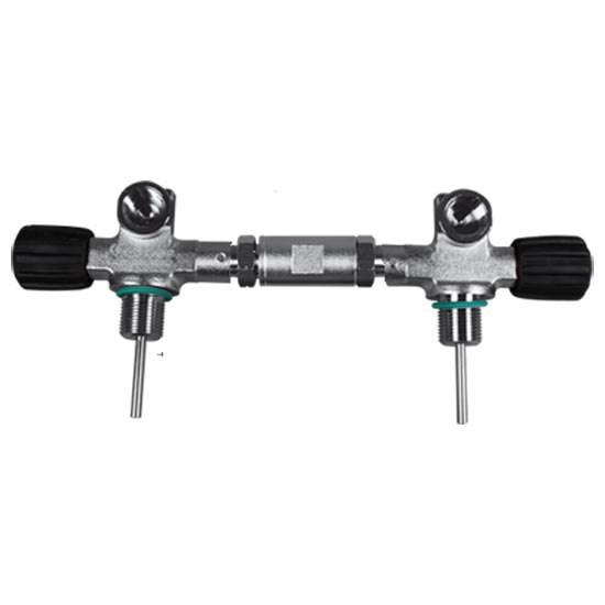 [해외]OMS Manifold Up To 230 Bar 140 mm 5/7/8.5L 10137739850 Silver