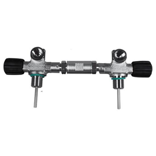 [해외]OMS Manifold Up To 300 Bar 171 mm 10/12L 10137739853 Silver