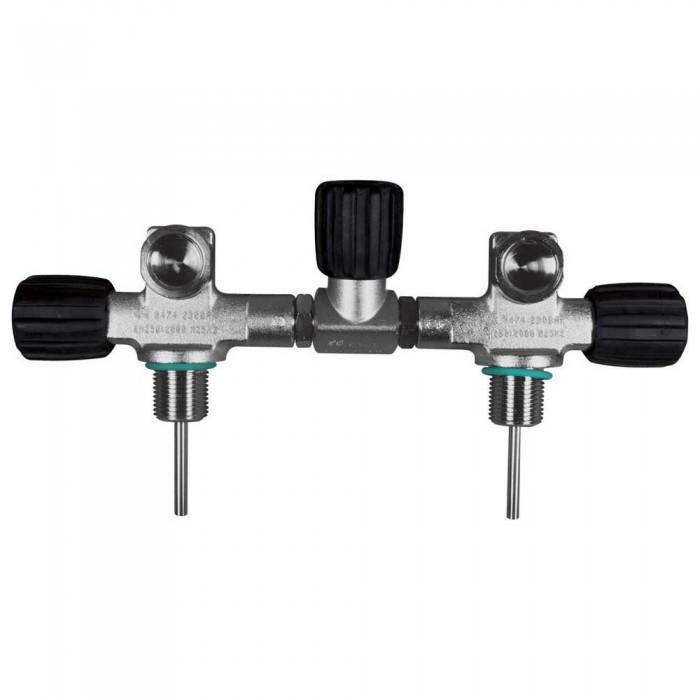 [해외]OMS Complete Isolation Manifold Up To 230 140 mm Bar 5/7L 10137739854 Silver