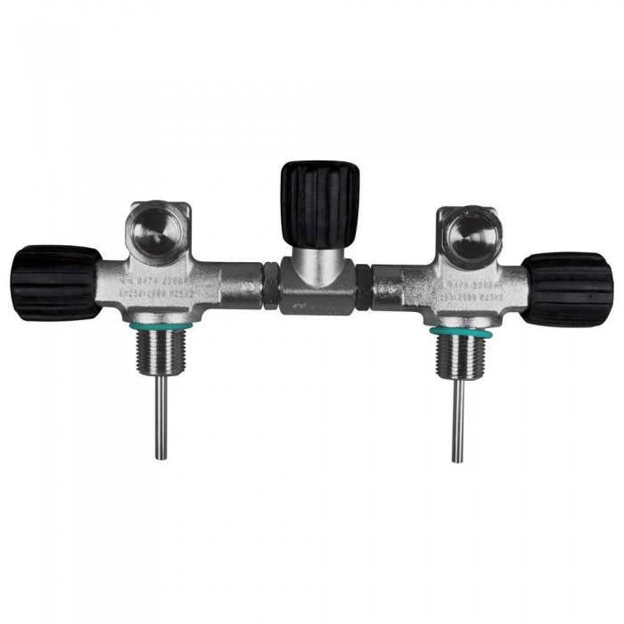 [해외]OMS Complete Isolation Manifold Up To 230 Bar 204 mm 12/15/16/20L 10137739856 Silver