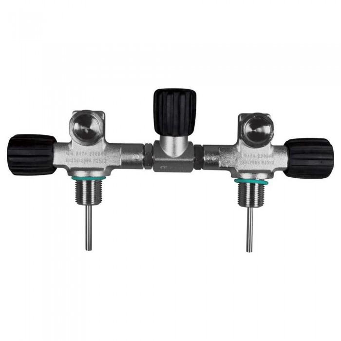 [해외]OMS Complete Isolation Manifold For 80CF Up To 230 Bar 186 mm 11.1L 10137739859 Silver