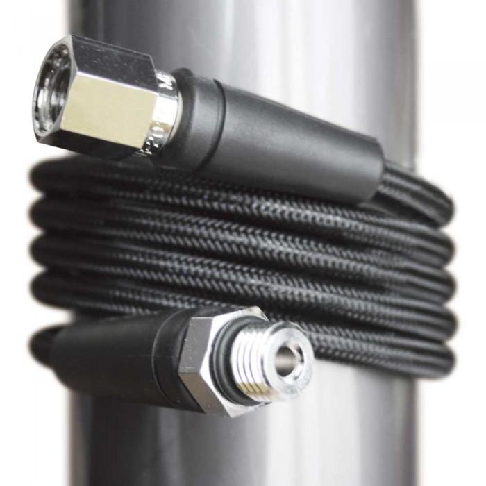 [해외]MIFLEX Carbon HD HP Hose 7/16 10137739798 Black