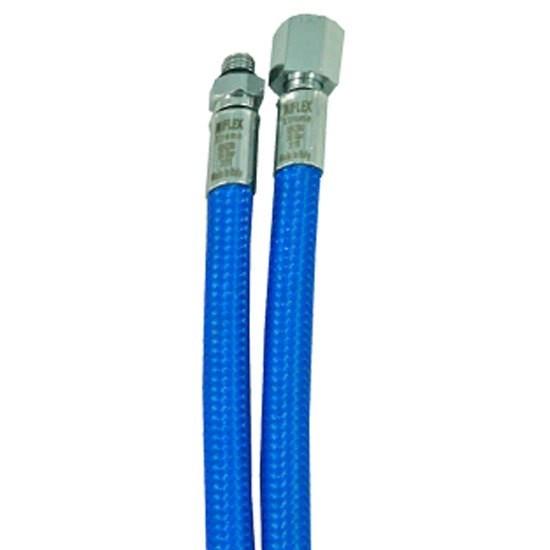 [해외]MIFLEX High-Flexible LP Regulator Hose UNF 3/8 10137739802 Blue