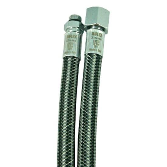 [해외]MIFLEX High-Flexible LP Regulator Hose UNF 3/8 10137739803 Carbon