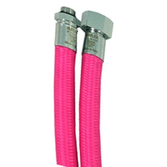 [해외]MIFLEX High-Flexible LP Regulator Hose UNF 3/8 10137739806 Pink