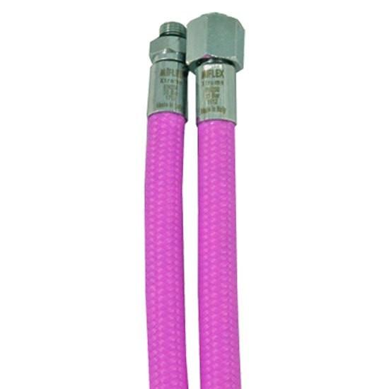 [해외]MIFLEX High-Flexible LP Regulator Hose UNF 3/8 10137739807 Purple