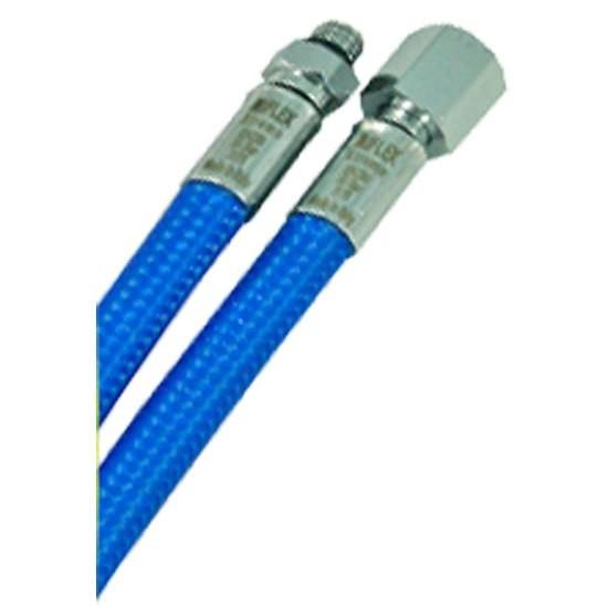 [해외]MIFLEX High-Flexible LP Regulator Hose UNF 1/2 10137739813 Blue