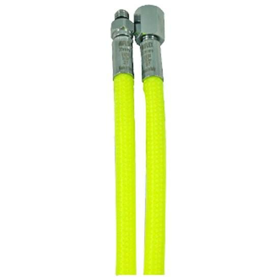 [해외]MIFLEX High-Flexible LP Regulator Hose UNF 1/2 10137739814 Yellow