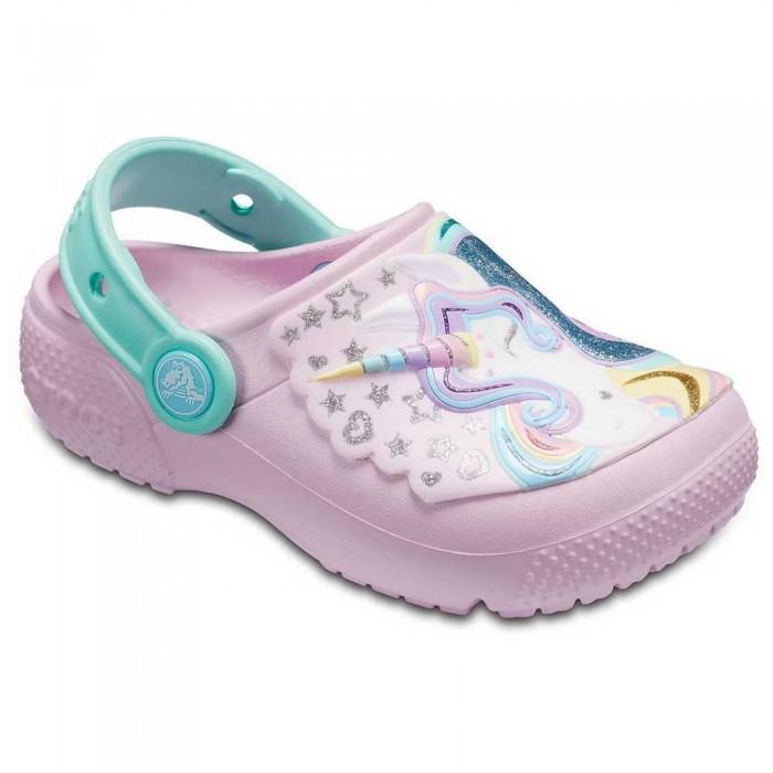 [해외]크록스 Fun Lab Clog 10137092082 Ballerina Pink / New Mint