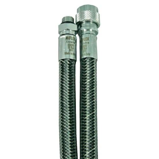 [해외]MIFLEX High-Flexible Inflator Hose 10137739817 Carbon