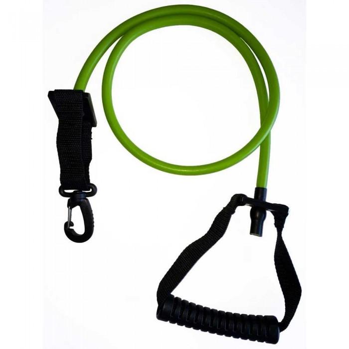 [해외]WATERFLEX Aquatic Elastic Medium Resistance 6136049002 Green