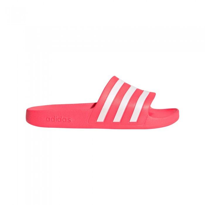 [해외]아디다스 Adilette Aqua Woman6137668794 Signal Pink / Ftwr White / Signal Pink