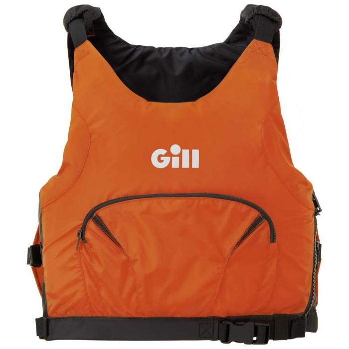 [해외]GILL Pro Racer Side Zip 14137323399 Orange