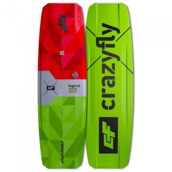 [해외]CRAZYFLY Legend 14137747379 Green / Red / Grey