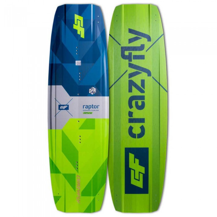 [해외]CRAZYFLY Raptor 14137747381 Blue / Green / Grey