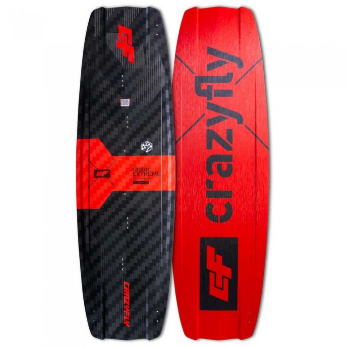 [해외]CRAZYFLY Raptor Extreme 14137747383 Black