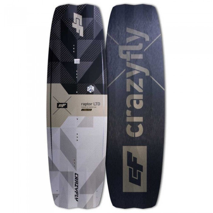 [해외]CRAZYFLY Raptor LTD 14137747384 Black / Grey