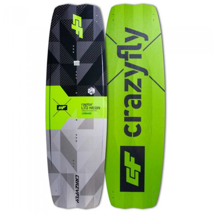 [해외]CRAZYFLY Raptor LTD Neon 14137747385 Black / Grey / Green