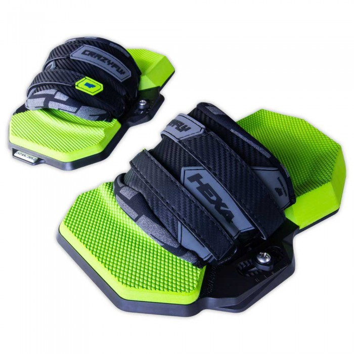 [해외]CRAZYFLY Hexa II LTD Neon 14137747395 Black / Green