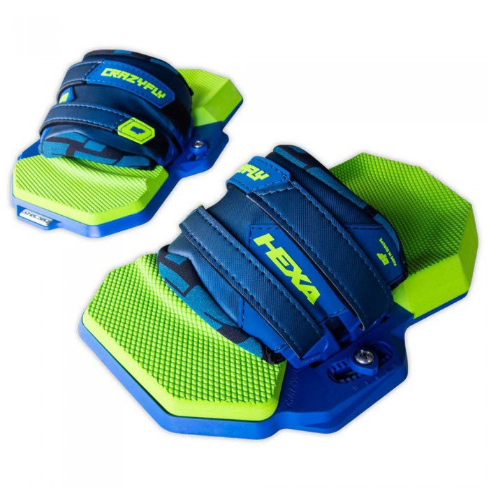 [해외]CRAZYFLY Hexa II Small 14137747396 Blue / Green