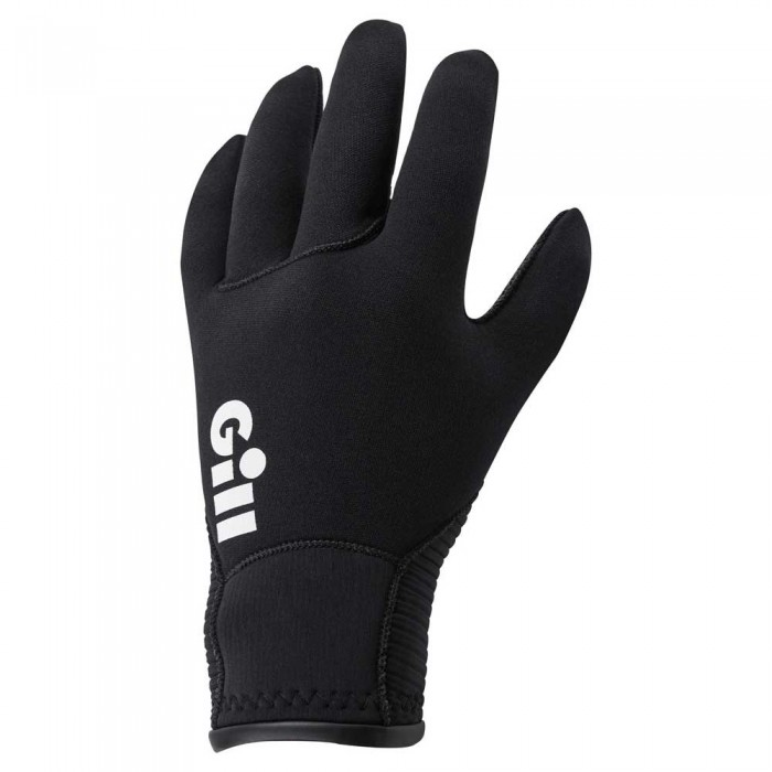 [해외]GILL Neoprene Winter Gloves 141330621 Black