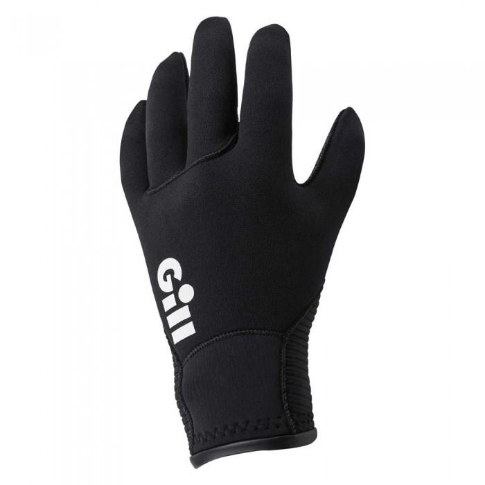 [해외]GILL Neoprene Winter Gloves 141330622 Black