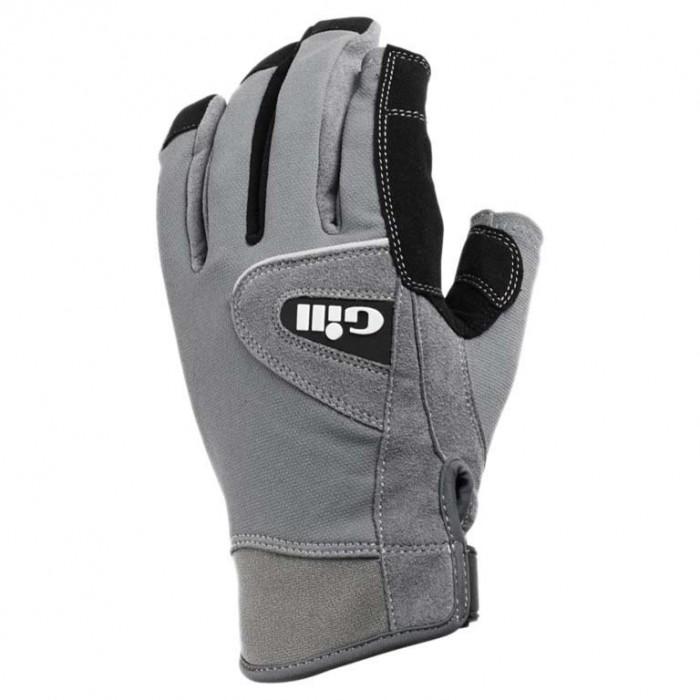 [해외]GILL Deckhand Gloves Long Finger 14136326142 Grey
